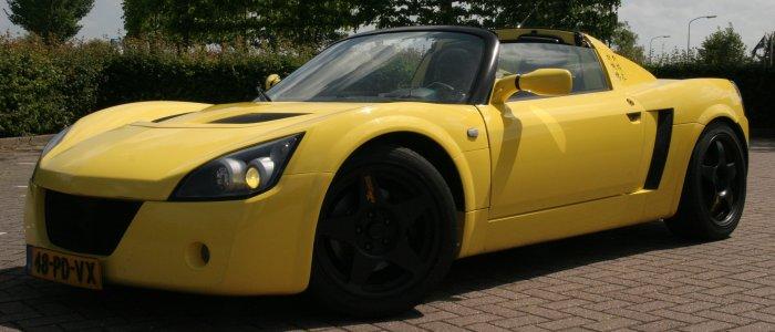 opel speedster. Opel Speedster 2.2 16v